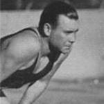 Olympian Frank Ewan Booth 1932
