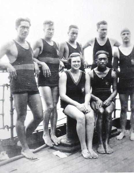 1920 Hawaii Olympians