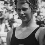 Olympian Marjorie Gestring (Bowman) 1936