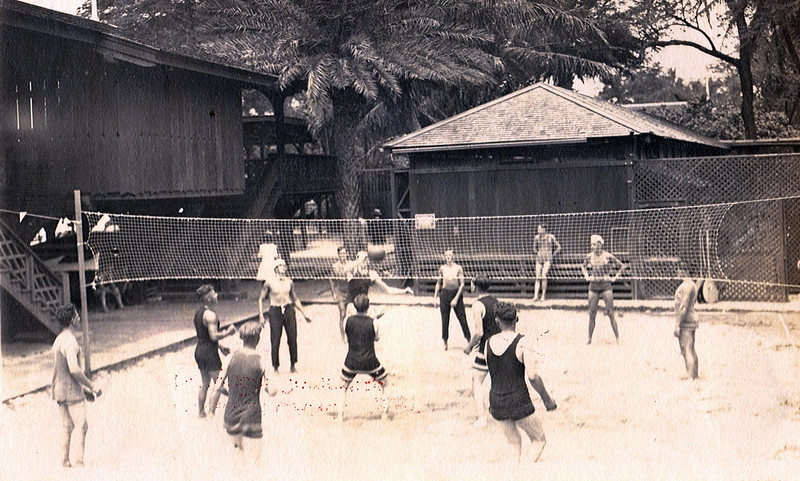 Outrigger Canoe Club Volleyball