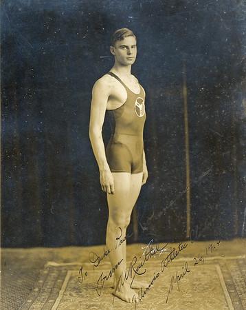 Arthur Raithel 1916