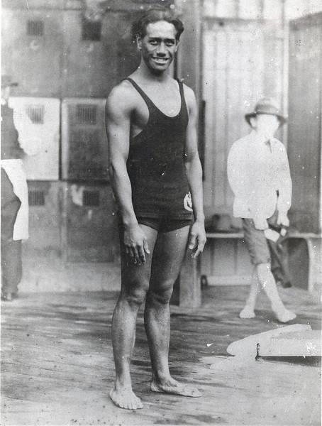 1920s Sam Kahanamoku