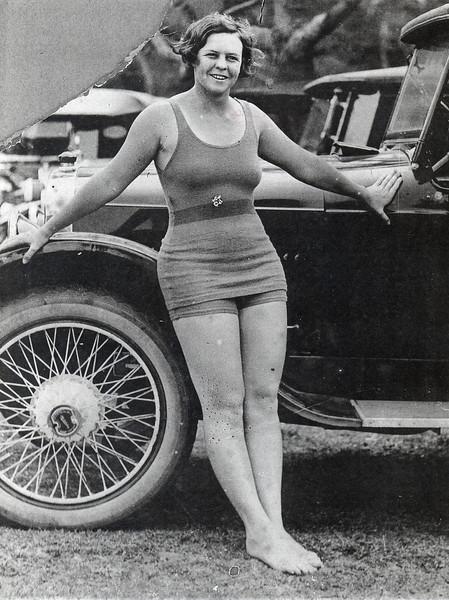 1920s Mariechen Wehselau