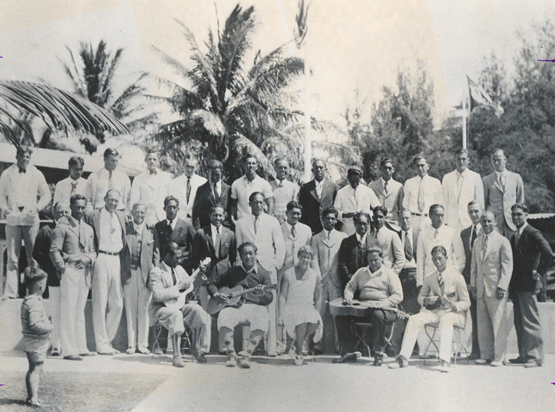 1920s Swimmers at OCC