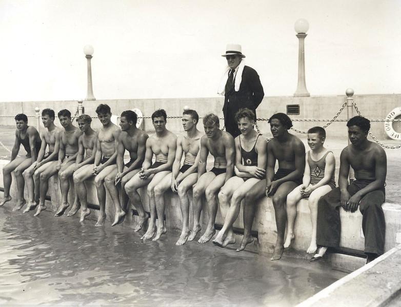 Swimming 1931