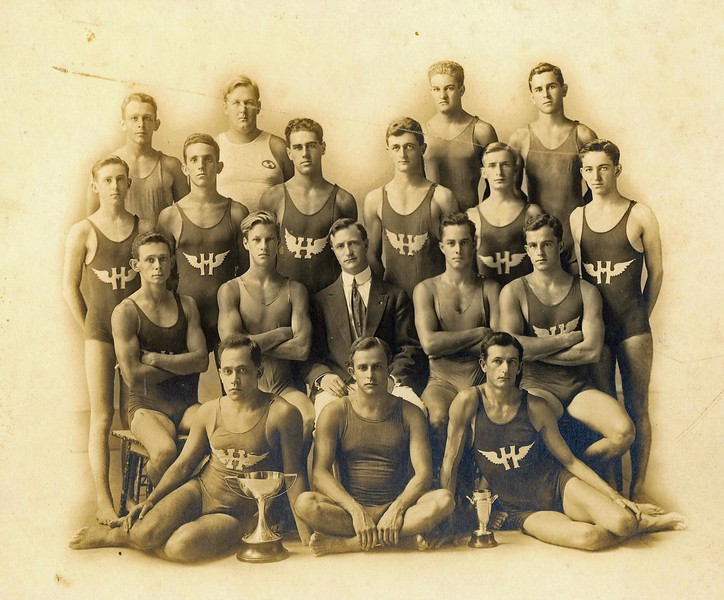 Healani Swim Team 1915