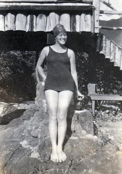 1910s Gertrude Hiorth