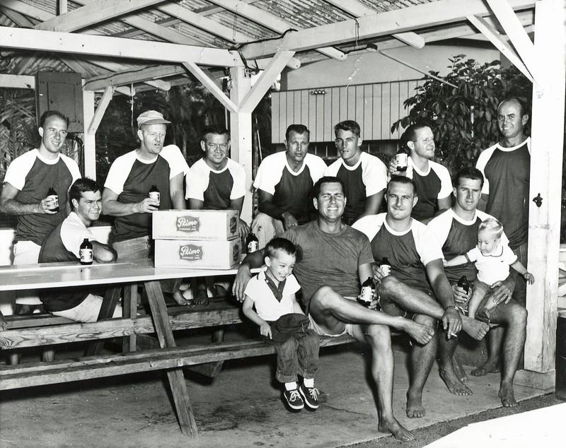 1960 OCC Mountain Balll Team