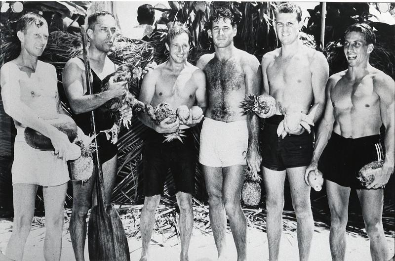 1942 Kamehameha Day Regatta