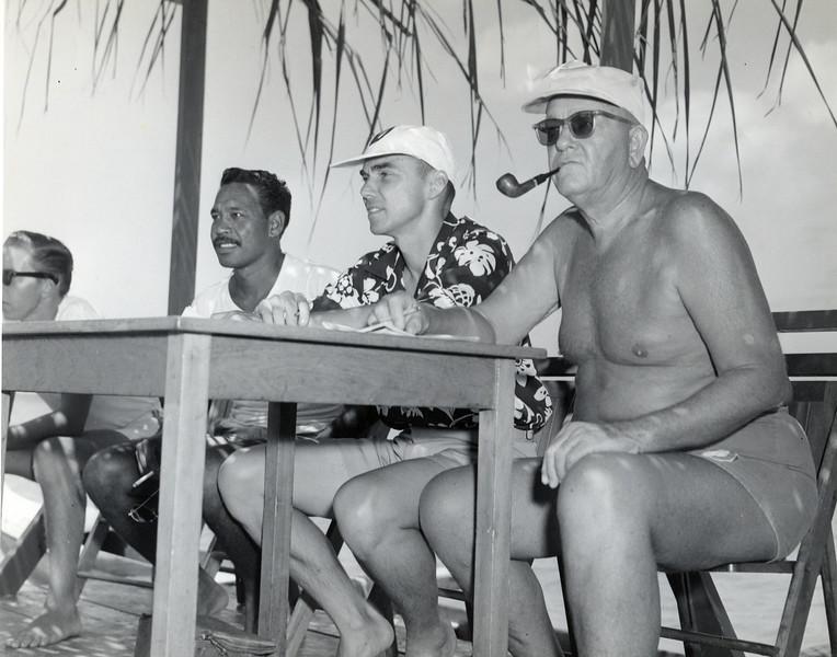 1957 Canoe Racing