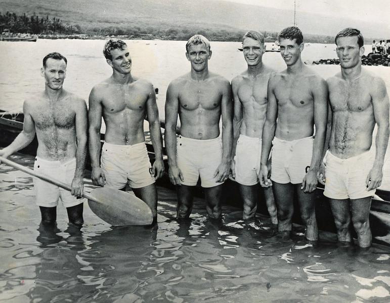 1952 Territorial Championship