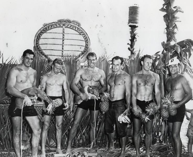 1944 Kamehameha Day Regatta