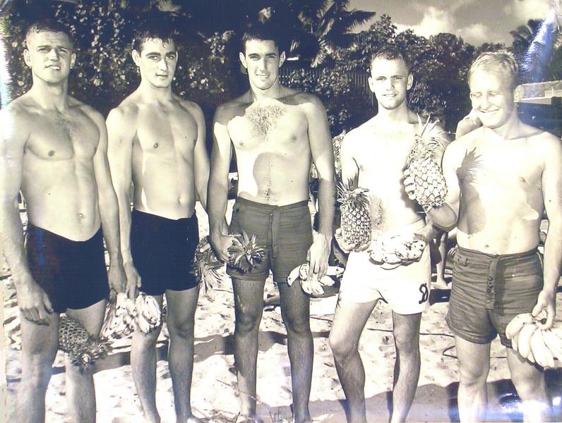 1952 Kamemahema Day Regatta