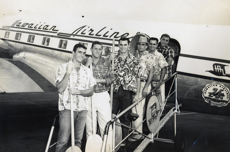 1954 Molokai to Oahu Race