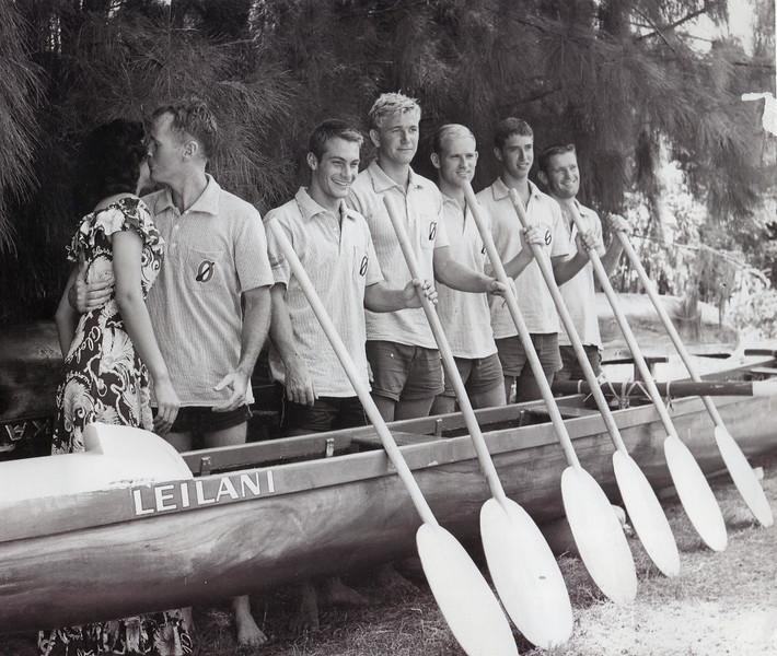 1953 Territorial Championships