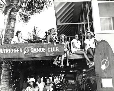 Outrigger Canoe Club 1940-1963