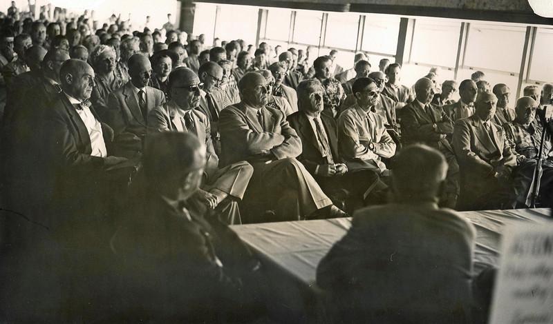 OCC Annual Meeting 1955
