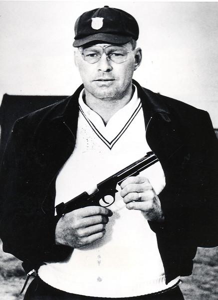 Olympian John Beaumont
