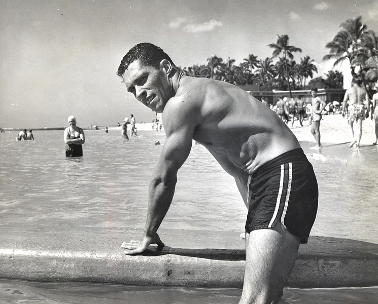 1950s Ron Sorrell