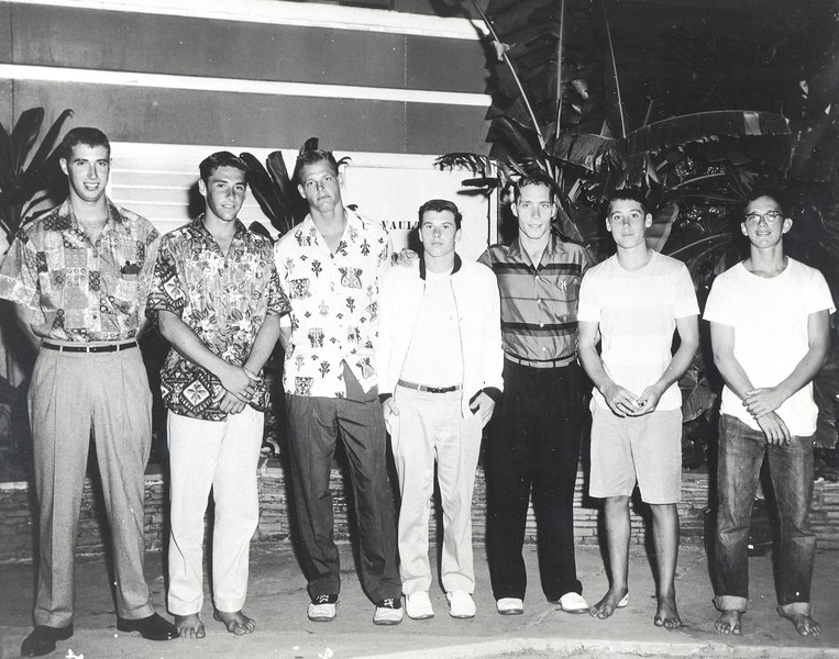 1950s OCC Novice Volleyball Team