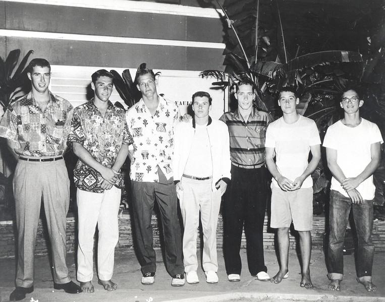 1950s OCC Novice Volleyball Team