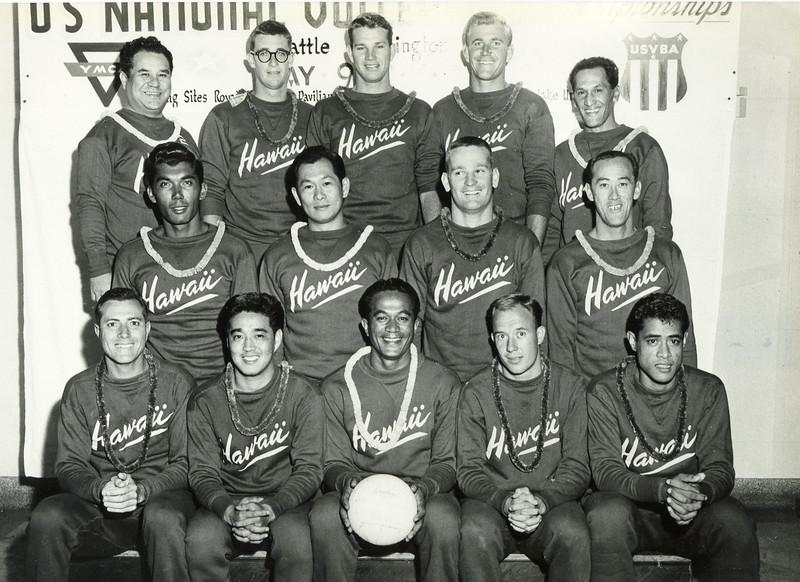 1956 USVBA National Championships