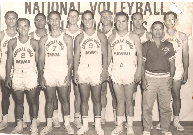 1950s National Volleyball Championships