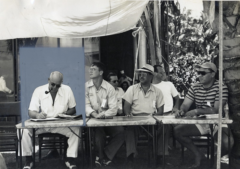 1940s Macfarlane Regatta