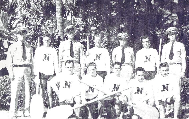 1943 Walter Macfarlane Regatta