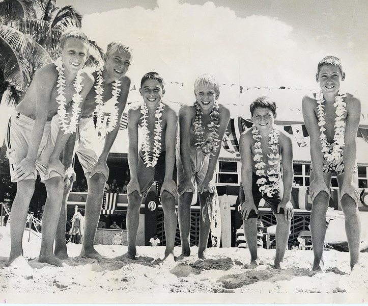 1956 Macfarlane Regatta