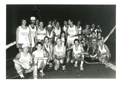 13th Honolulu Marathon 12-8-1985