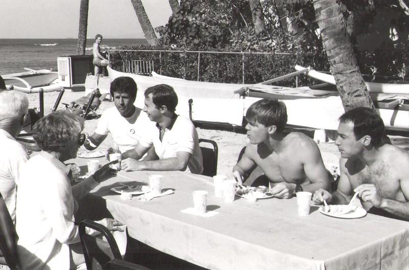 1985 Castle Swim