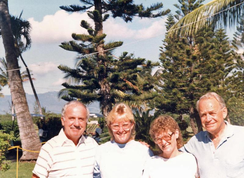 1985 Hickam Tournament