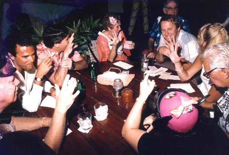 1985 OCC Halloween Party