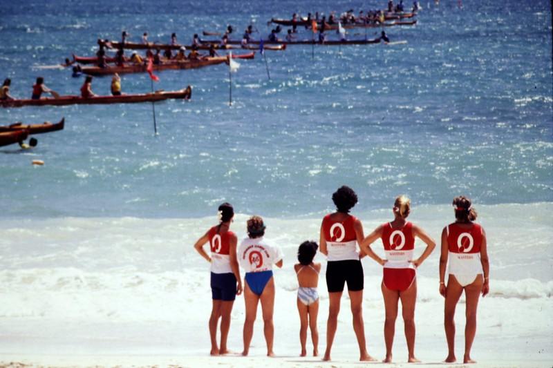 1985 Kamehameha Regatta