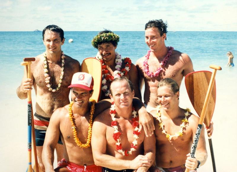 1985 Kamehameha Regatta 6-9-1985