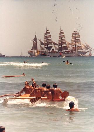 43rd Annual Macfarlane Regatta 7-4-1985