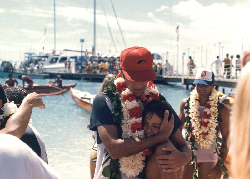 1985 Molokai Hoe