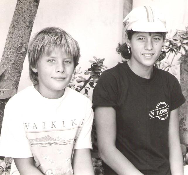 1985 Ironkids Championship