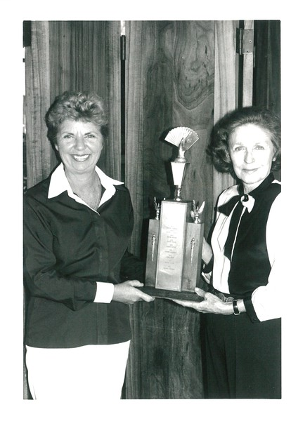 1985 Bridge Winners