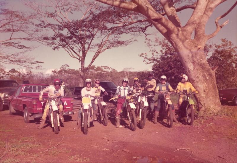 1985 OCC Dirt Bikers