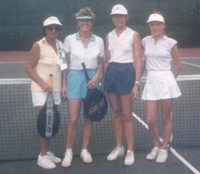 1985 OCC Tennis Championships