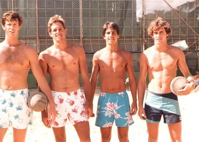1985 Volleyball