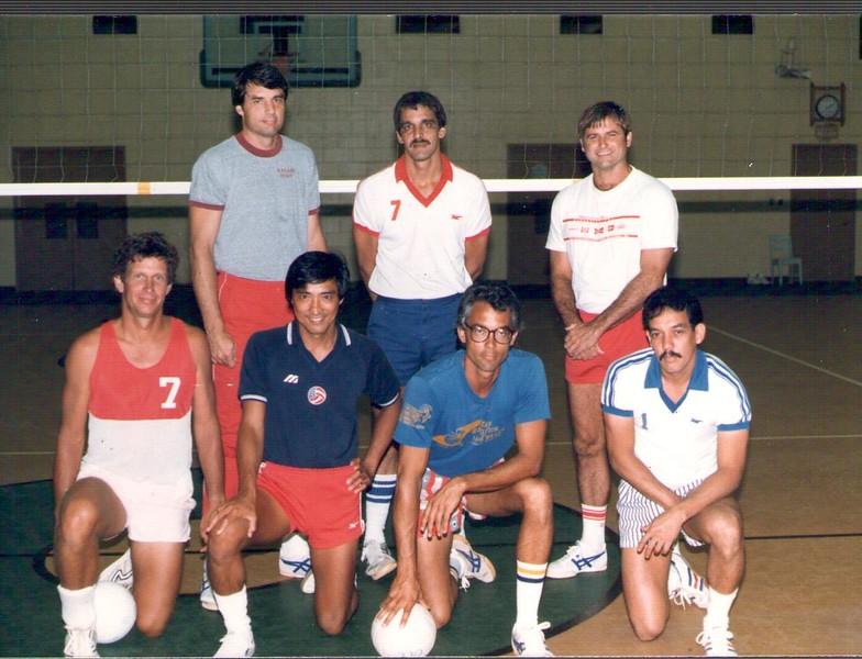 1985 USAV National Championship