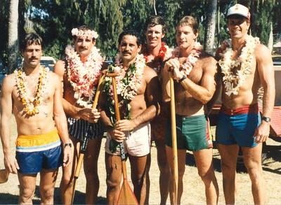 1985 Waimanalo Regatta 6-23-85