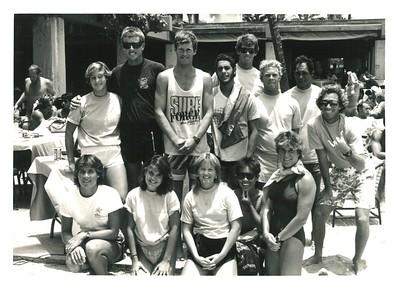 5th Annual Summer Surf PB Race 6-22-1985