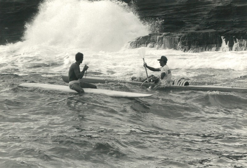 Molokai to Oahu Kayak Race