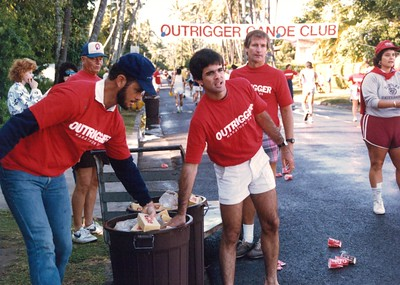 14th Annual Honolulu Marathon 12-7-1986