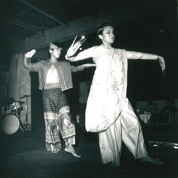 1986 A Night in Asia Party