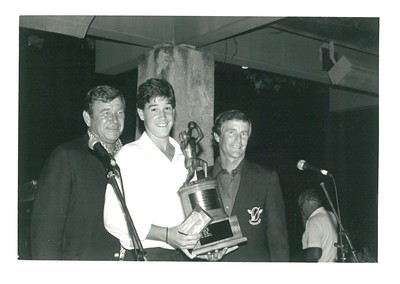 1986 Athletic Awards Banquet 2-17-1986